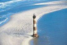 Charleston | Outdoors / Local outdoor destinations and recreation near Charleston, South Carolina.