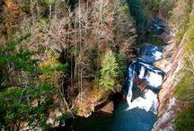 Atlanta | Outdoors / Local outdoor destinations and recreation near Atlanta, Georgia.