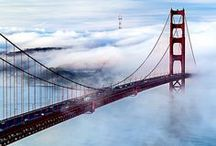 San Francisco + Bay Area, California / #SanFrancisco: our favourite city in the U.S. where we stayed for over 4 months in 2013. Check out our #TravelBlog to know more: http://www.travelwithmk.com