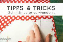Nähen: Tipps und Tricks