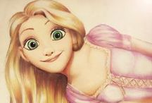 For the disney princess' lovers