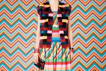 · prints & patterns in fashion · / Amazing #prints and #patterns shown in #fashion #collections