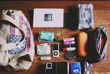 What's in your bag.