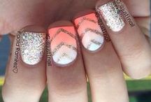 Nails / Pretty nails that I want to do.  / by Aliyah Armstrong