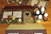 embroidery, quilt, patchwork, applique