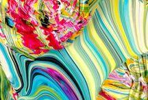 Colored installation & texture))) 01 / Цветные инсталляция, текстуры и всякая всячина цветовая / by dusy78