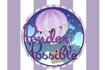 Ponder & Possible / Ponder a while and the possibilities for your class are endless!