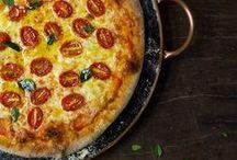 Mamma mia! / É tempo de pizza no Panelinha. Mas sem essa de delivery... Aqui tudo é caseiro, fresquinho, do jeito que a nonna gosta ;)