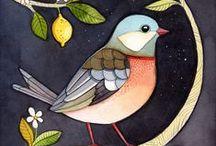 Kuvis Linnut