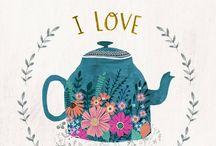 High tea / High tea
