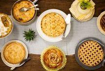 Torta é amor <3 / Receitas de tortas doces e salgadas cheias de afeto e carinho para preparar em momentos especiais ou no dia a dia para compartilhar com alguém especial.
