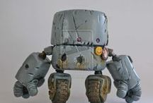 CUTE ROBOTS / かわいいロボ