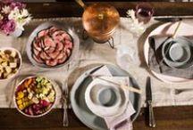 Cozinha a dois / Cozinhar junto é tão mais gostoso... Essa é a proposta do site Panelinha para este Dia dos Namorados: um jantar preparado a quatro mãos, no maior romance!