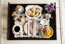 Bom dia, dia! / Receitas bem das boas para um café da manhã com cara de festa todos os dias!