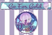 'Go For Gold' / Great sporting resources and ideas for all ages