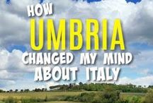 """Umbria: the green heart of Italy / The Umbria region includes the cities of Assisi, Terni, Orvieto, Spoleto, Gubbio, Todi... The city of Perugia is the capital of Umbria. The Umbria region is rich with traces of the Etruscan civilization and the Ancient Umbrii and other pre-Roman population. In Umbria, there are three national archaeological museums. According to the Umbrian Tourism Board, Umbria is known as the """"green heart of Italy."""" It is home to the Falls of the Marmore, the highest waterfall in Italy.   www.vallerosa.com"""