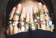 Rings / by Sarah Mckay