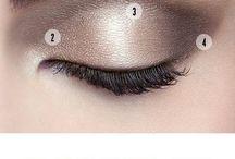 makeup / by Payton Koval ♏️🌺