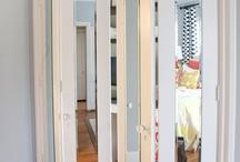 Wardrobe / Walk in closet