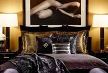 Boudoirs / The sexiest room in the home