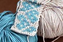 tricotando desenhos