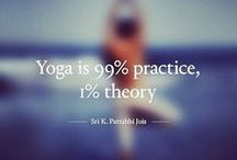 For the love of Yoga / by ReikiGauteng Holistic Healing Academy