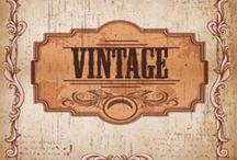 Vintage / by Donna Craig