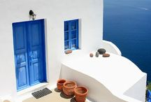Greek summer houses