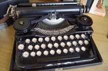 Vintage Typewriters! / Arcane Objects specializes in selling antique and vintage typewriters. We've assembled a collection of some of the best we've seen as well as some of our collection and some offered for sale.