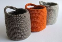 Crochet // Hækling / Everything I want to crochet someday.. or inspiration for it!