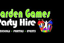Giant games available for hire in Essex & Suffolk / A selection of our giant games and equipment we have at our events in Essex & Suffolk. Check out our website for a full list.