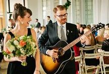 Wedding Ceremony Music / Musical inspiration for your wedding ceremony.
