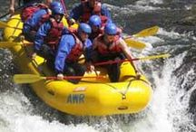 River Rafting with Kids / The best river outfitters, destinations, and tips for river rafting in the mountains in #summer with kids! / by EPIC MOMS by Vail Resorts