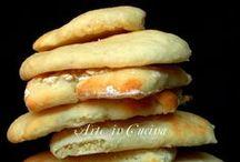 Bread, Sandwiches