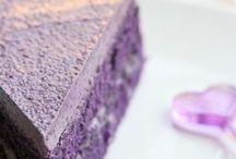 The color purple.....