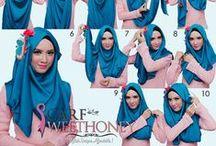 Tutotial hijab