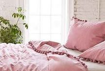 Slumber Party / Blankets & Bedding & all things cozy