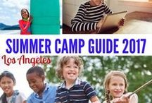 Summer Camps Los Angeles / The MomsLA Summer Camp Guide has all kinds of camps in Los Angeles: Day Camps, Sleepaway Camps, Sports Camps, Dance Camps, Theater Camps, Tech Camps - and so many more. Check it out at MomsLA.com.