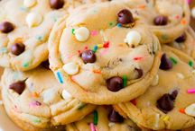 Sweet Tooth / Sweet recipes