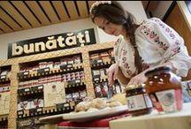 Gusturi Româneşti / Primul magazin Gusturi Româneşti în Capitală unde poţi găsi produse cu specific românesc, realizate după reţete tradiţionale. Te aşteptăm cu bunătăţi proaspete în fiecare zi în intervalul orar 08:00-22:00.