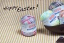 Easter Ideas / #easter #pasqua Idee, pattern e tanto altro..