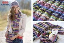 On @ravelry / Adriafil Pattern Deluxe version on Ravelry! #ravelry #pattern #deluxe