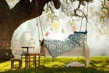 Outdoor Decor & Landscapes / If you could have your dream backyard, what would it look like?