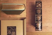 Beauty of the books / 本の美しさ / The collection of the beautiful book design.