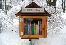 Little Free Library / 小さな図書館