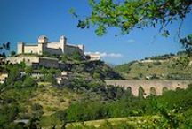 Spoleto: the most beautiful city between Roma and Florence / by Valle Rosa Country Hotel