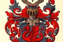 Coat of Arms / Heraldry and Coats of Arms designs