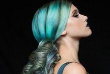 Unusual Hair Colors