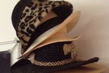 Hats / by Janine