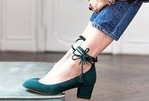 Shoes / Shoe styles from around the world for inspiration